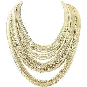 Kendra Scott Gold Wylie Necklace